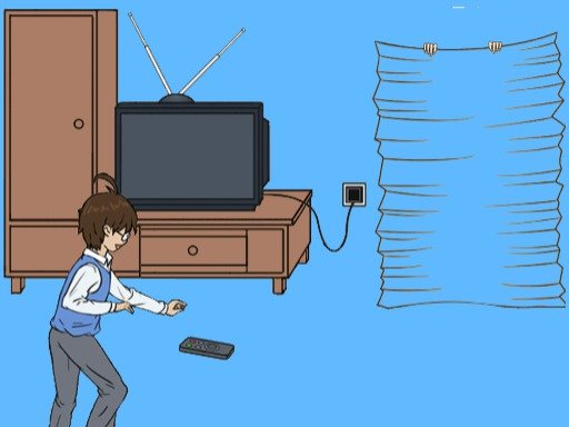 Play Turn on the TV Now!