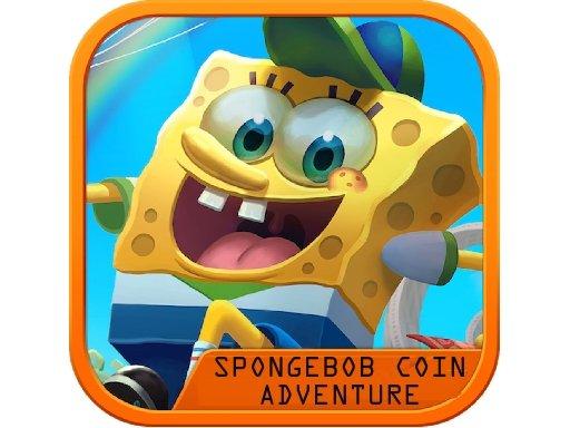 Play Spongebob Coin Adventure Now!