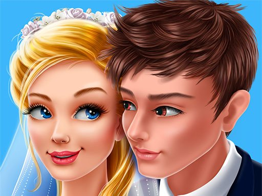 Play Wedding Salon marry me dress up Now!