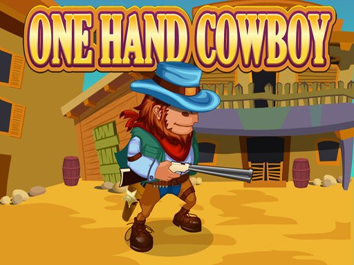 Play One Hand Cowboy Now!