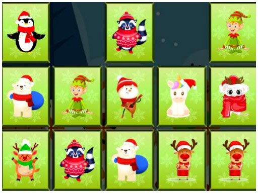 Play Animals Memory Xmas Now!