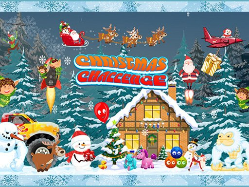 Play Xmas Challenge Game Now!