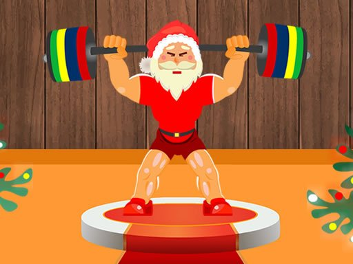 Play Santa Weightlifter Now!