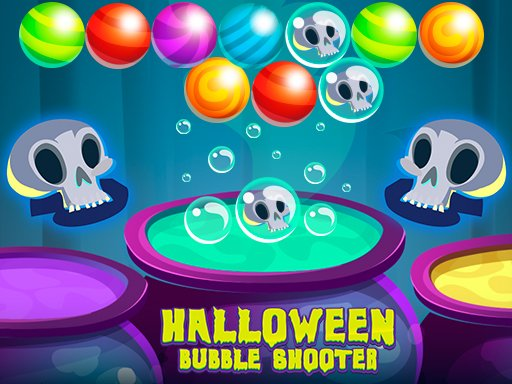 Play Halloween Bubble Shooter Game Now!