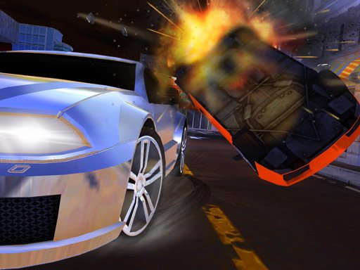 Play Urban Derby Stunt And Drift Now!