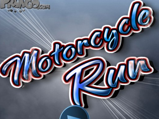Play Motorcycle Run Now!