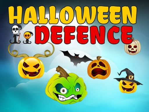 Play Halloween Defence Now!