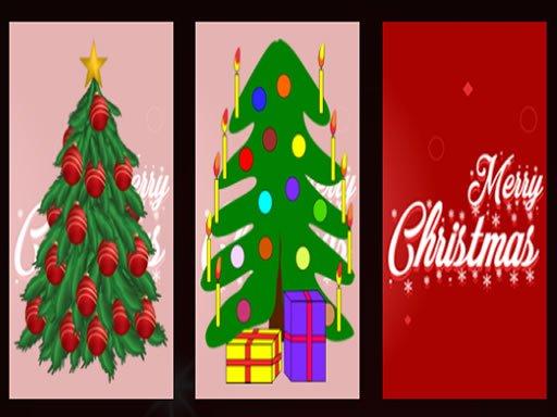 Play Christmas Tree Memory Game Now!