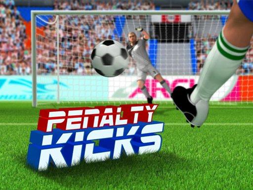 Play Game Penalty Kicks Now!