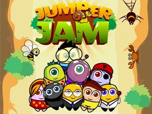 Play Jumper Jam Titans Now!