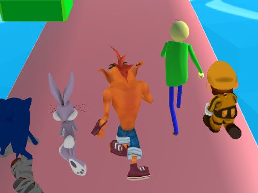 Play Fun Race 3D - Crash Bandicoot Now!