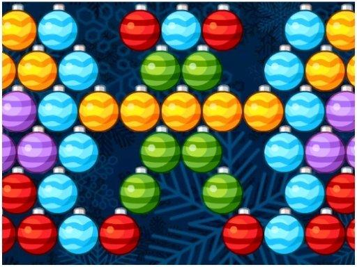 Play Xmas Bubble Shooter Now!