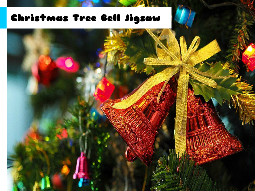 Play Christmas Tree Bell Jigsaw Now!