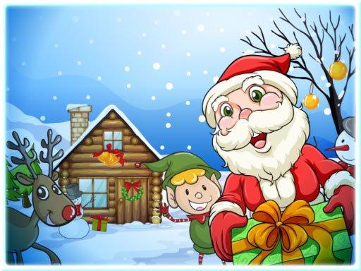 Play Findergarten Christmas Now!