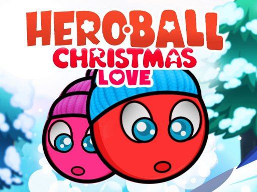 Play Red Ball Christmas love Now!