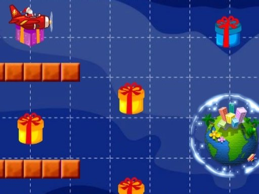 Play Santa Gifts Rush Now!