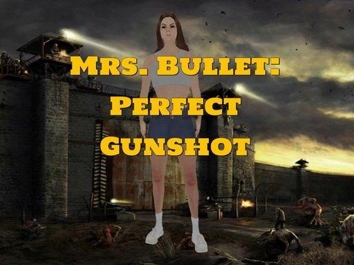 Play Mrs. Bullet: Perfect Gunshot Now!