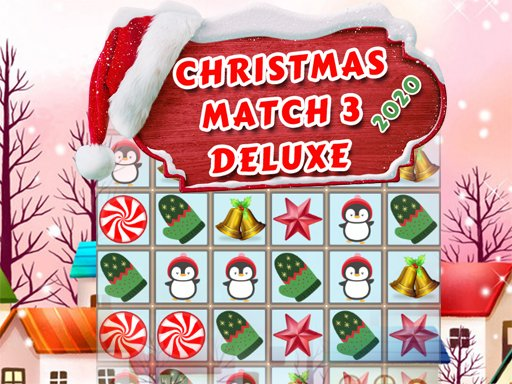 Play Christmas 2020 Match 3 Deluxe Now!