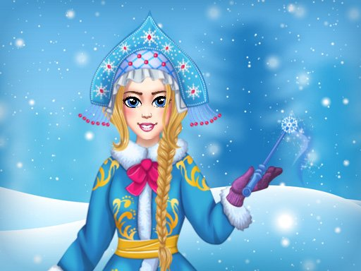 Play Snegurochka - Russian Ice Princess Now!