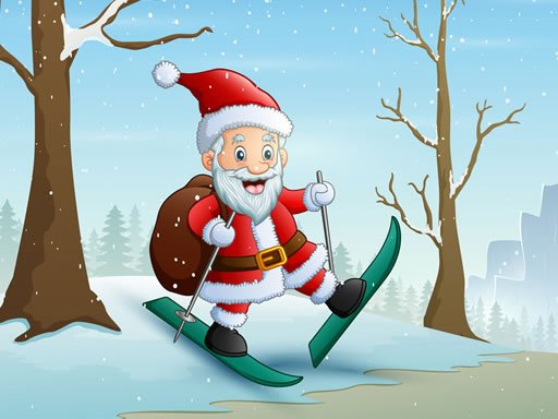 Play Santa Present Delivery Now!