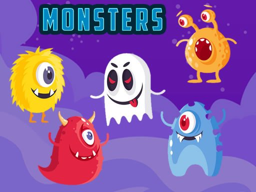 Play Electrical Monsters Match 3 Now!