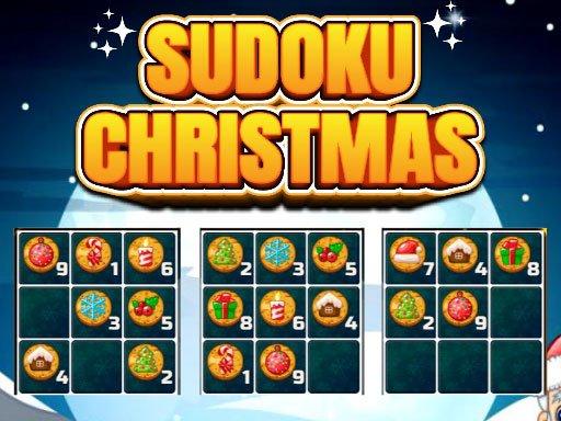 Play Sudoku Christmas Now!