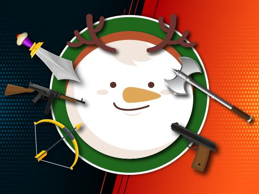 Play Kick The Snowman Xmas Now!