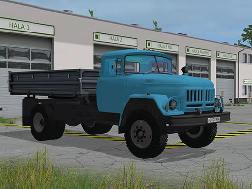 Play Russian Trucks Differences Now!