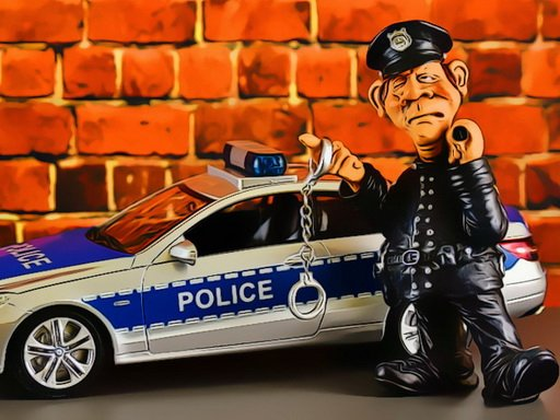 Play Police Officers Puzzle Now!