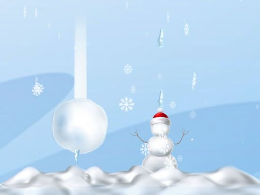 Play Protect From Snow Balls Now!