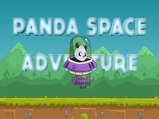 Play Panda Space Adventure Now!