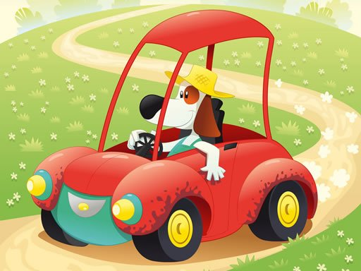 Play Funny Animal Ride Difference Now!