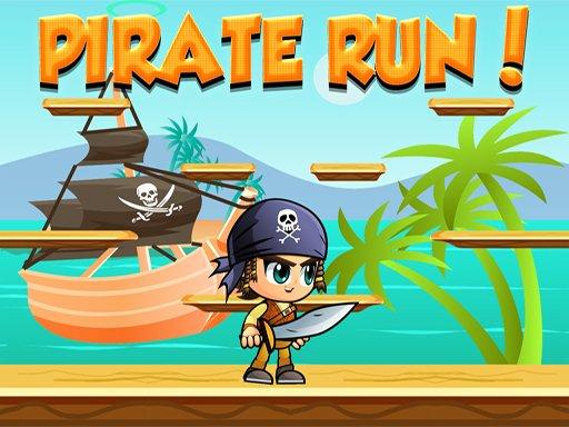 Play Pirate Run Now!