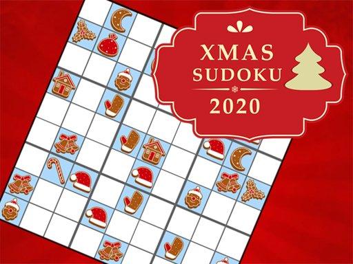 Play Xmas 2020 Sudoku Now!