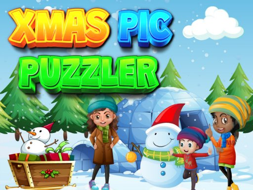 Play Xmas Pic Puzzler Now!