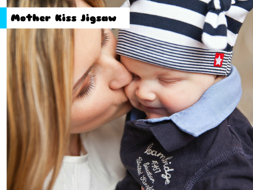 Play Mother Kiss Jigsaw Now!