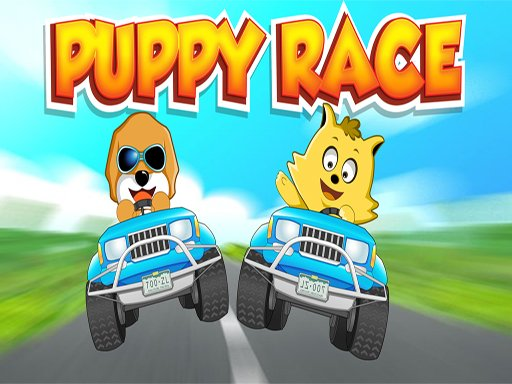 Play Puppy Race Now!