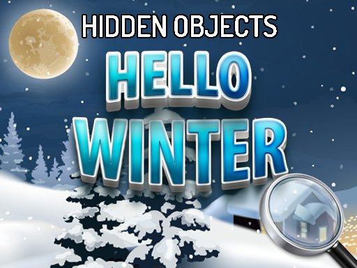 Play Hidden Objects Hello Winter Now!