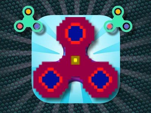 Play Fidget Spinner.io Now!