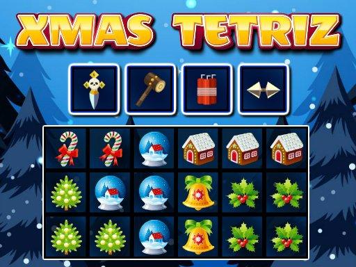 Play Xmas Tetriz Now!