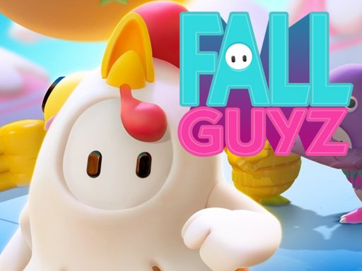 Play Fall Guyz Now!
