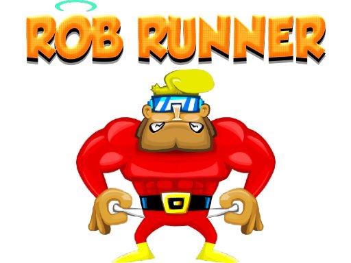Play Rob Run Now!