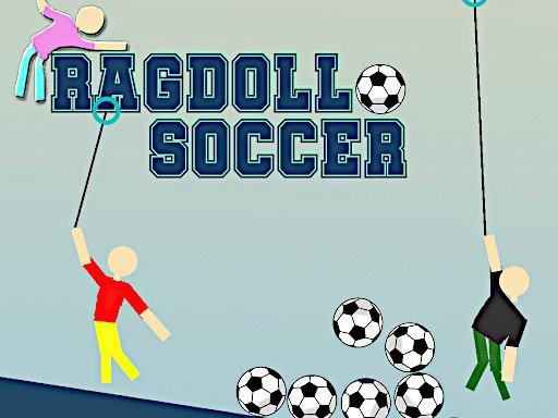 Play Ragdoll Soccer Now!