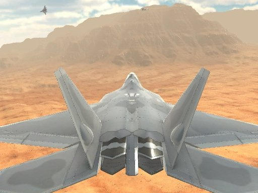 Play Fighter Aircraft Simulator Now!
