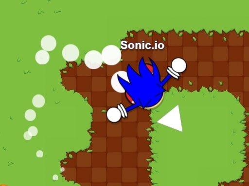 Play Sonic.io Now!