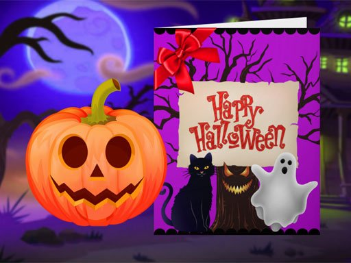 Play Happy Halloween - Princess Card Designer Now!