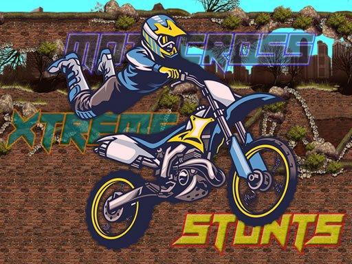 Play Motocross Xtreme Stunts Now!