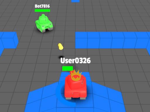 Play Mini Tanks io Now!