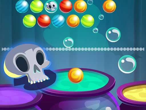 Play Bubble Shooter Halloween Now!
