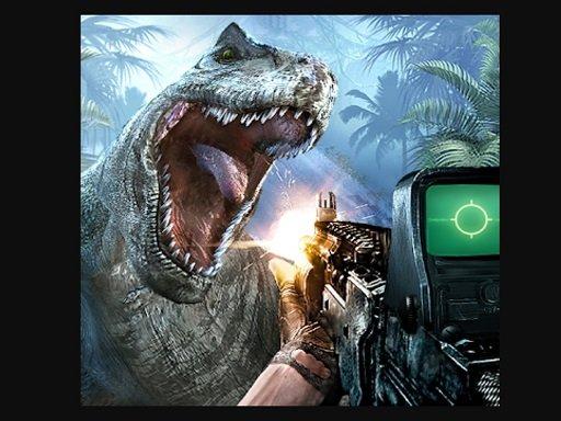 Play Jungle Survival Jurassic Park Now!